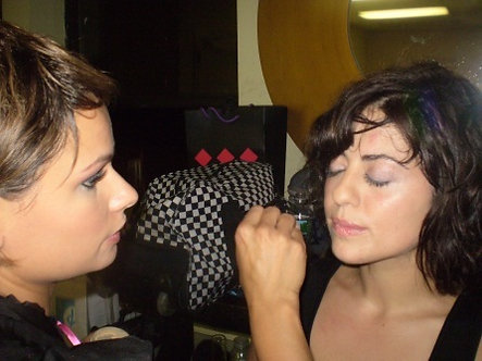 Private Makeup Artist Services