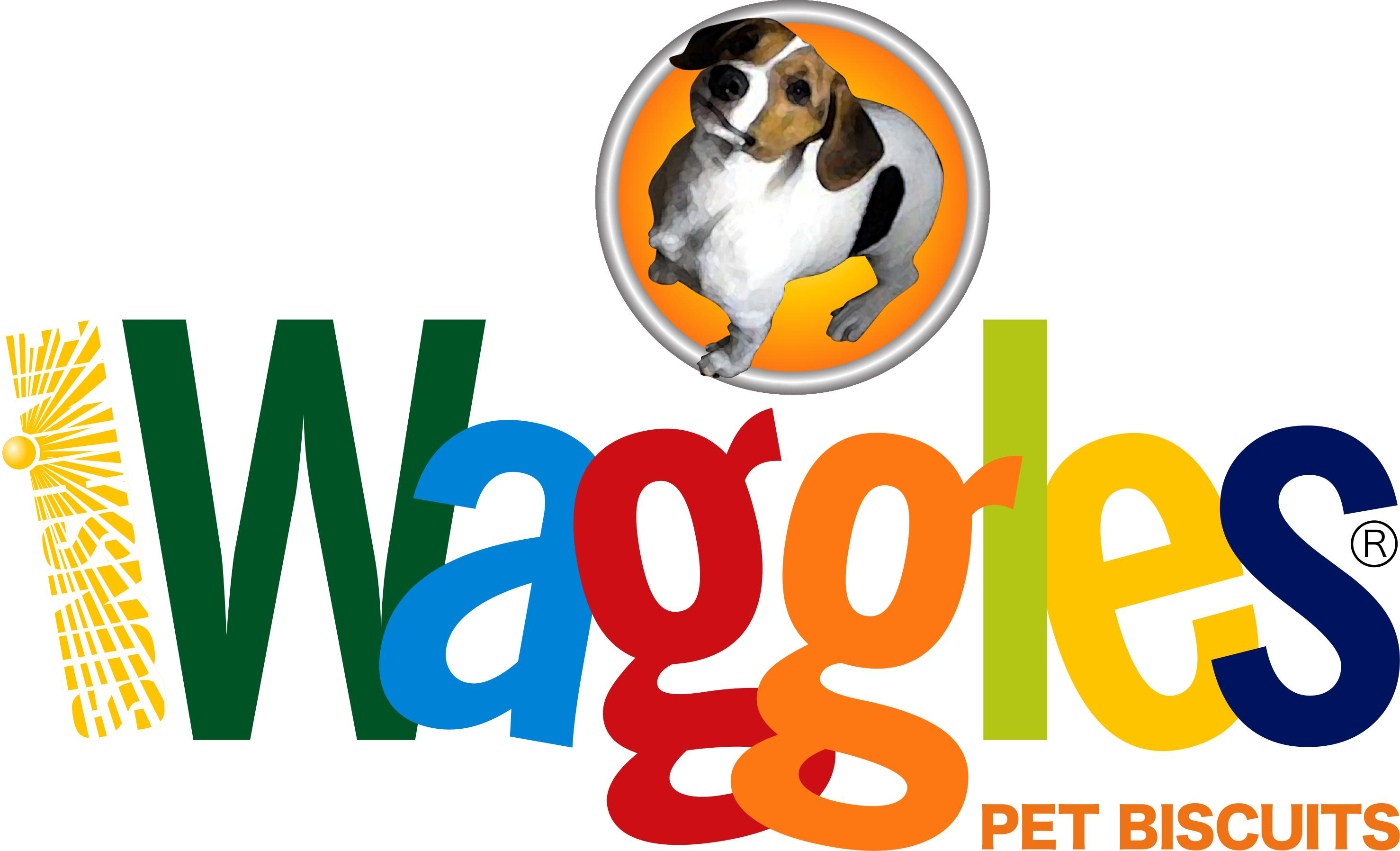 Waggles Pet Biscuits