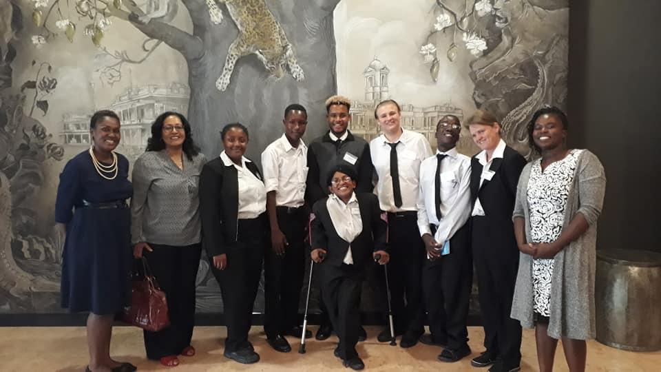 Hospitality Students