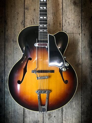 1960 Gibson L7-C in Sunburst finish