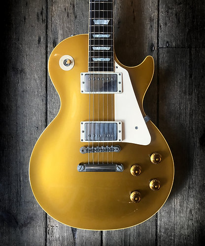 1994 Gibson Les Paul R7 Goldtop Early Historic '57 Reissue