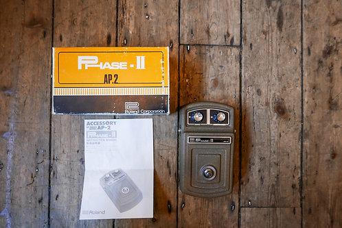 "Roland AP-2 ""Phase2"" 70s Analogue Phaser"
