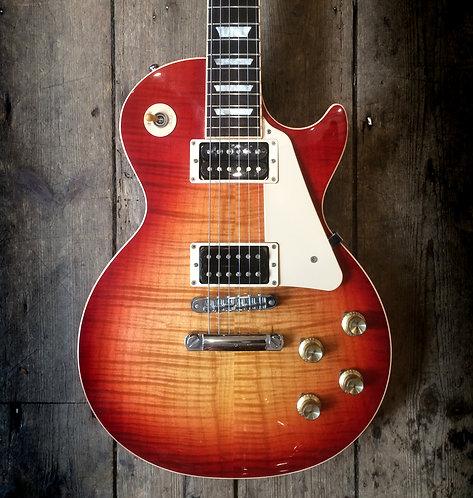 2013 Gibson Les Paul Standard Traditional Cherry Sunburst