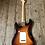 Thumbnail: 2012 Fender American Standard Stratocaster in 3Tone sunburst finish.
