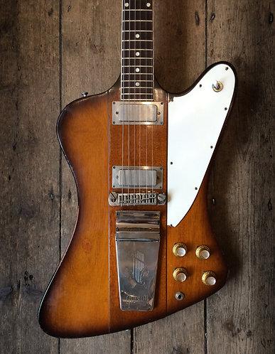 1963 Gibson Firebird in Sunburst finish