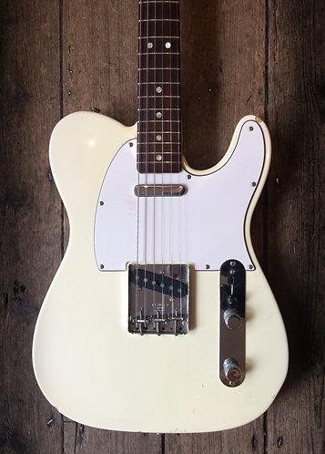 2005 Fender Custom Shop White Guard Telecaster '67 RI NOS