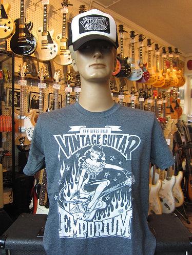 T Shirt & Trucker Hat Combo
