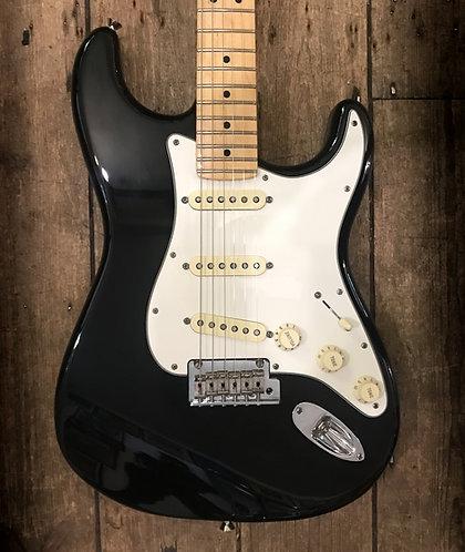 2015 Fender American Standard Stratocaster® Black finish