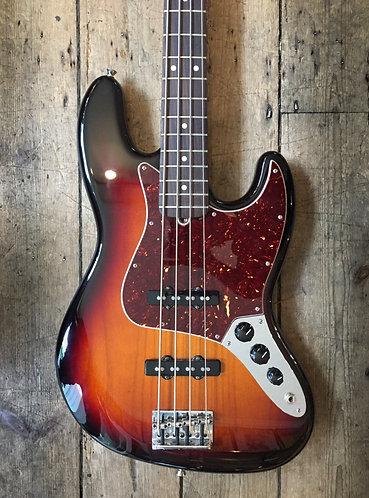 2015 Fender Sunburst Jazz Bass