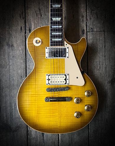 2007 Gibson Les Paul Standard Flame top Honey