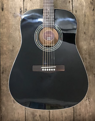 Woodstock Dreadnought Solid Top Acoustic