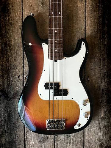 2005 Fender Precision Bass 60th Anniversary model