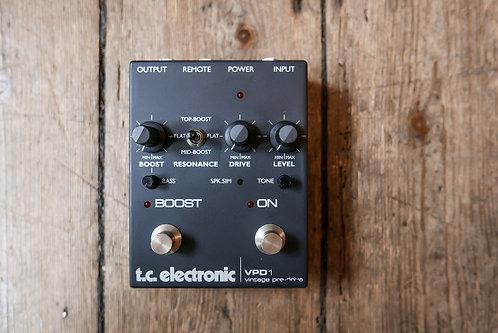 TC Electronics VPD1