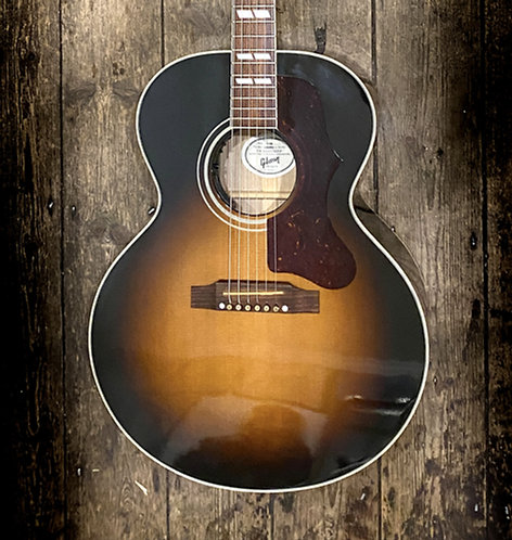 2010 Gibson J185 Acoustic in Sunburst finish