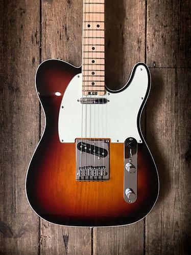 2018 Fender American Elite Telecaster in Sunburst