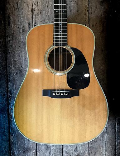 1971 Martin D28 Acoustic