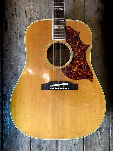1965 Gibson Country & Western and hard shell case