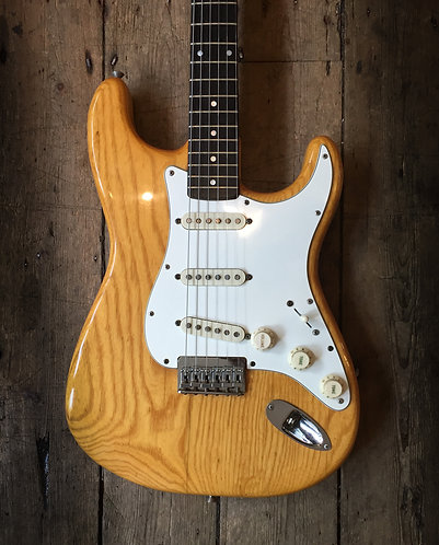 1974 Fender Natural finish Stratocaster