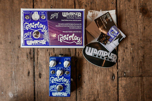 Wampler Brad Paisley Overdrive