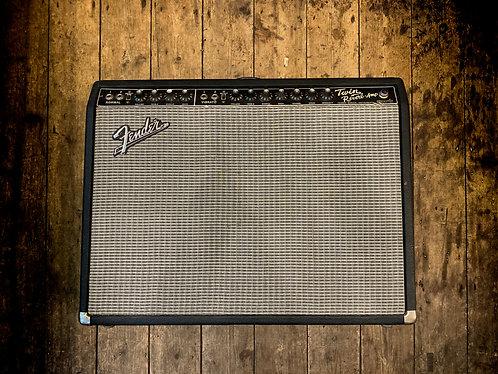 1965 Fender 'Blackface' Twin Reverb Combo