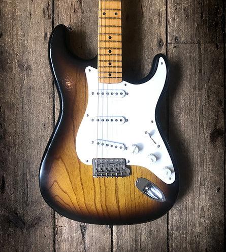 2004 Fender Custom Shop 50th Anniv. '54 RI Stratocaster  Master-built