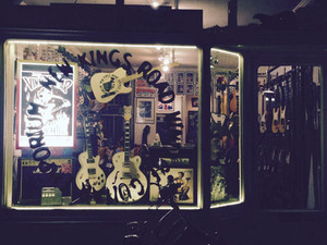Vintage Guitars London! Not all guitars are created equal!