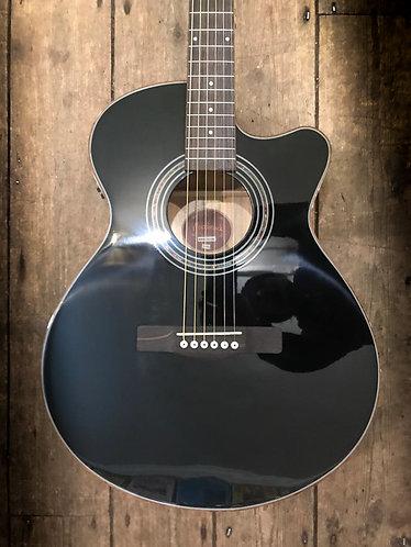 Woodstock Single Cutaway Electro Acoustic