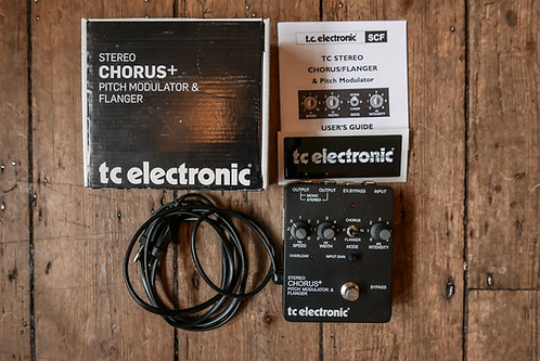 TC Electronics Stereo Chorus +