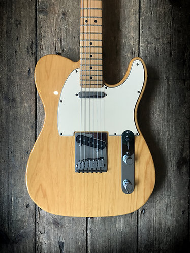 2005 Fender American Telecaster in Natural finish