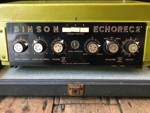 Binson Echorec 2 T7E circa 1962-64