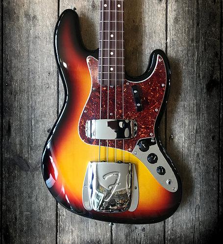 2002 Fender Custom Shop '64 Jazz Bass RI