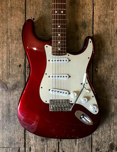 2008 American Standard Stratocaster® CANDY COLA