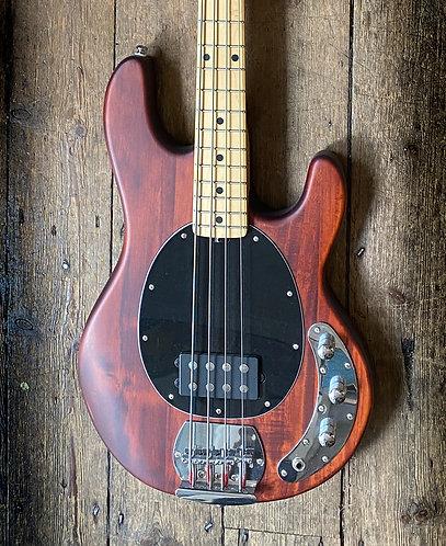 2019 Musicman  SUB Series Stingray Bass in Cherry finish