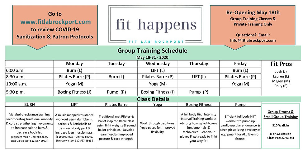May 18 Group Fitness Schedule.JPG