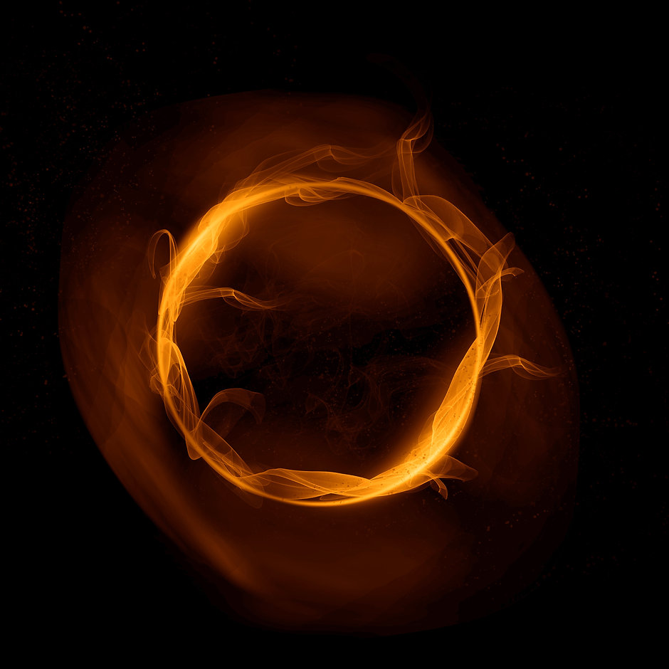 abstract gold ring of fire smoke.jpg