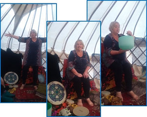 maureen in yurt 1.jpg