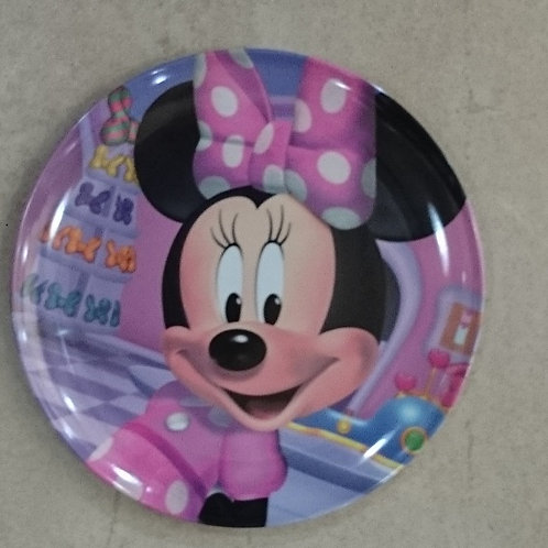 Plato Melamina Minnie Mouse