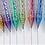 Thumbnail: 8 plumas con contorno / plumas doble linea chosch