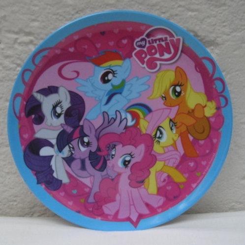 Plato Melamina My Little Pony