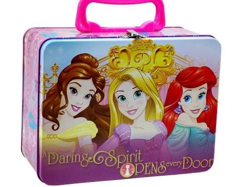 Lonchera metalica Princesas Disney