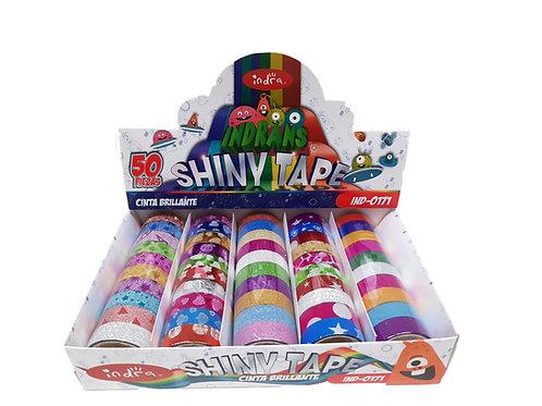 Cinta para decoración ShinyTape Diurex decorado