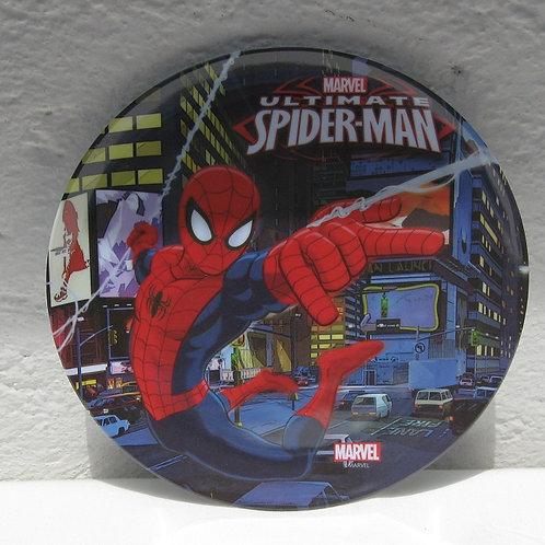 Plato Melamina Spiderman