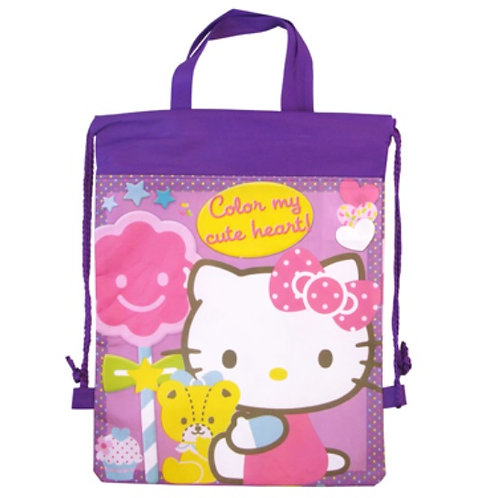 Morral Dulcero Grande Hello Kitty mod 38