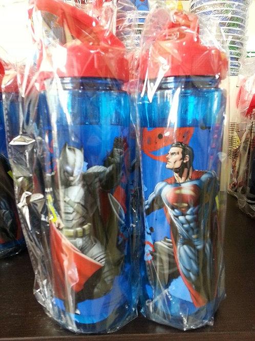 Botella de tritan Batman Vs Superman