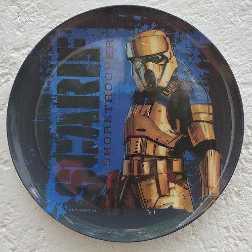 Plato Melamina Star Wars Storm Trooper
