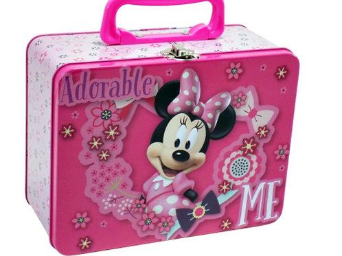 Lonchera metalica Minnie Mouse