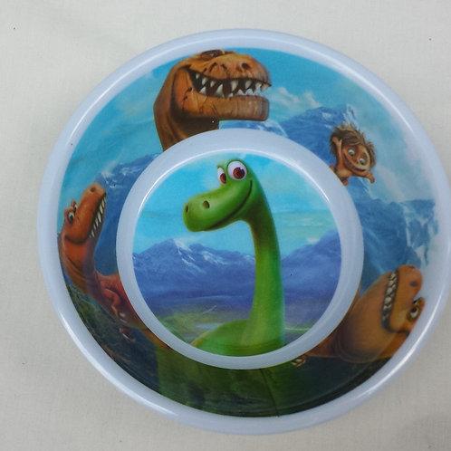 Tazon Melamina Un gran dinosaurio