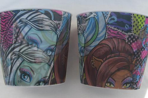 Palomero Lenticular efecto 3D Monster High
