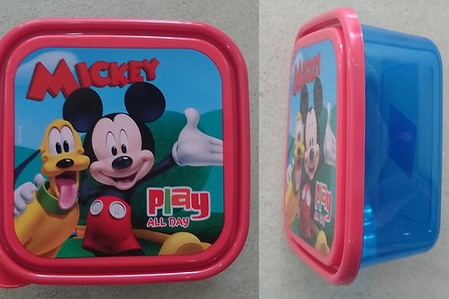 Sandwichera Contenedor Mickey Mouse