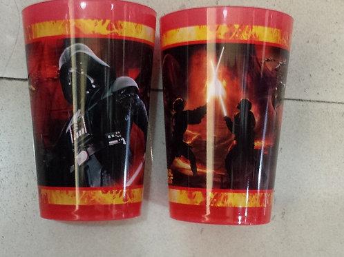 Vaso plastico Star Wars